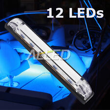 12V LED Hard Strip Light Blue Color Waterproof Car/RV/Boat/Marine/Camper Trailer