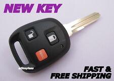 New replacement for ISUZU master key keyless entry remote transmitter HYQ1512V