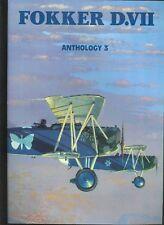 Fokker D.VII Anthology 3  - WINDSOCK  DATAFILE  SPECIAL - new   sb  book