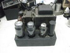1 QUAD I tube power amplifier .