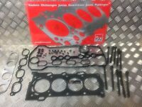 FOR TOYOTA CELICA 1.8 VVTi CYLINDER HEAD GASKET BOLTS 140 1ZZFE 99-