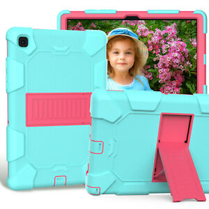 """Rugged Tablet Cover Defender Hard Case For Samsung Galaxy Tab A7 10.4"""" T500 2020"""