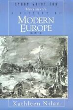 A History of Modern Europe (Study Guide - Volume II)-ExLibrary