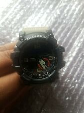 Casio G-Shock/ Mudmaster  Black Dial Tan Resin Strap Mens Watch GG1000-1A5