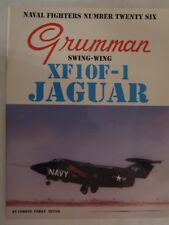 Grumman XF10F-1 Jaguar Swing-Wing by Ginter - BW Photos & Diagrams