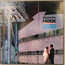 "DEPECHE MODE ""Some Great Reward"" Vinyl LP - 1984 Sire 1-25194 NM / VG++"