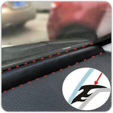 Guarnizione in gomma nera 1.6 m per cruscotto parabrezza auto anti rumore