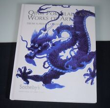 Sotheby's Chinese Qing Porcelain & Works of Art HK Auction Catalog     52363