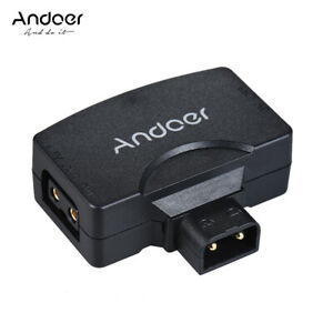 DTap to USB    Connector for SONY V Mount BMCC Camcorder I2B6