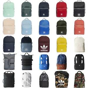adidas BAGS BACKPACKS TREFOIL ADICOLOR RETRO NMD BACK TO SCHOOL GYM WORK NEW