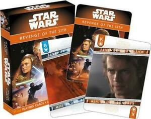 Playing Cards - Star Wars Episode 3 Revenge of the Sith