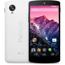 Google LG Nexus 5 32GB WHITE Smartphone FACTORY UNLOCKED 2GB RAM Quad Core