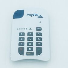 Paypal Here Credit Card Reader Mobile Bluetooth Payment Chip & PIN