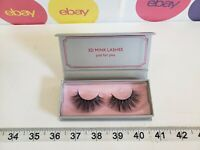 Visofree 3D Mink Eyelashes - High Volume - Handmade & Reusable