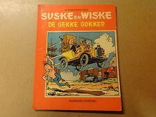 STRIP / SUSKE EN WISKE 135: DE GEKKE GOKKER | 1ste druk