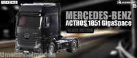 Tamiya 56342 Merc Actros BLACK Edition RC Self Assembly Truck Kit 1:14