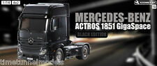 Tamiya 56342 Merc Actros BLACK Edition RC Self Assembly Truck Kit 1:14