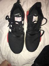 Adidas NMD_R1 Bred Size 11.5 USED PLEASE READ DESCRIPTION