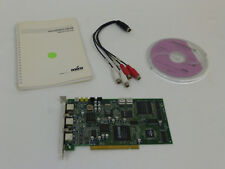 VTG Pinnacle Miro Video DC30 Video Editing Card PAL SECAM NTSC w/ CD & Guide