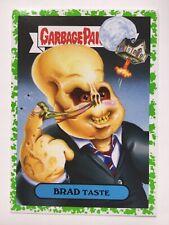 Garbage Pail Kids Topps Sticker Oh The Horror 10a 80s Sci-Fi Brad Taste Green