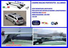 Kit Barre Portatutto -Portapacchi -Portabagagli CHRYSLER 300 C Touring 2005>2011