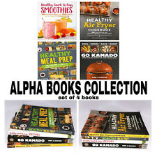 Cookbook Collection Healthy Meal Soul Food Cooking Weight Loss Recipes Book Set