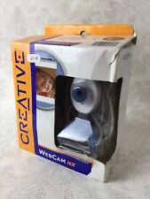 Creative Vintage Retro Webcam NX Used Untested Windows 98/2000/ME/XP Y343