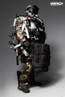 Veryhot VH 1040 US Navy Seal Halo Udt Jumper Camo Dry Suit Version 1/6 Figure