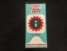 Vintage REMA TIP TOP Bicycle Tube Tire Patches w/ Box 100 / 0 nos NEW-OLD-STOCK