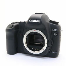 [Near Mint] Canon EOS 5D Mark II 21.1MP Digital Camera Black Low Shutter