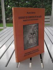 L'ENFANT EN DOMESTICITE EN HAITI BY MILDRED ARISTIDE 2003