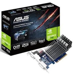 ASUS Nvidia GeForce GT 710 2GB Graphics Card