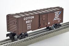 Lot 4205 Lionel gedeckter Güterwagen, Blue Streak Cotton Belt Route (boxcar) OVP