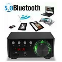 TPA3116 HiFi Mini Bluetooth 5.0 Power Sound Amplifier Stereo Audio Receiver