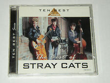 "Stray Cats "" The Best Of ""  CD. Sealed Brand NEW. 5+ items = free USA shipping"