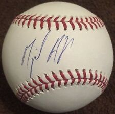 Miguel Andujar signed/autographed official Major League Baseball-STEINER