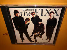 THE FIXX greatest HITS cd ONE THING leads to another SAVED BY ZERO sign of fire