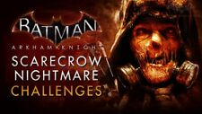 Batman: Arkham Knigth: Misiones Pesadilla del Espantapájaros Exclusivas DLC PS4