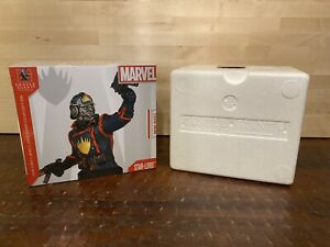 Star Lord Gentle Giant Bust EXCLUSIVE Marvel Limited Edition New SEALED