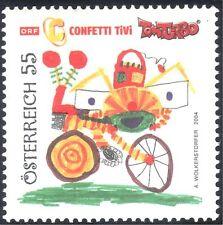 Austria 2004 Tom Turbo/Bicicleta/Serie De Televisión/Dibujos Niños/animación 1v n44390
