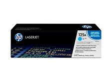 Original HP Cyan Toner Cartridge 125A - CB541A for LaserJet CM1312 CP1215