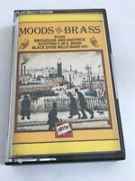 moods in brass . good clean cassette