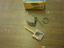NOS OEM Ford 1969 1970 Galaxie 500 Door Handle Button Kit XL LTD 2 Door