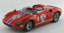 Ferrari 250P #26 47th 12 H Sebring 1969 Rodriguez / Parsons 1:43 Model 0296