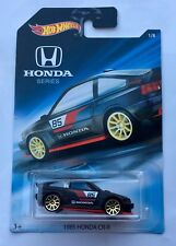 Hot Wheels Honda CR-X Crx Si Sir Type R S Spoon Mugen Spec K JDM Turbo Oem