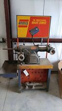 AMMCO 4000 BRAKE LATHE WITH COMPLETE SET OF ACCESSORIES