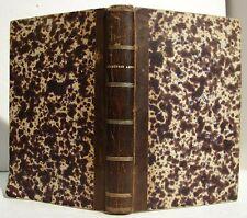 AMIOT :  Eléments de géométrie, in-8 relié, 1870, MATHEMATIQUES