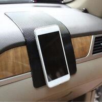 1x Rutsch Auto Armaturenbrett Sticky Pad Rutsch Matte Handy GPS H F7I7
