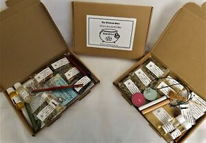 Witches Secrets Surprise Gift Spells Oils Candle Herbs Wicca Altar Starter Kit