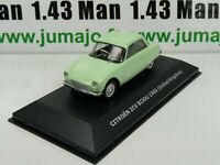 CVW2B 1/43 IXO Direkt CITROËN 2cv of the world : 2CV Bijou 1960 UK